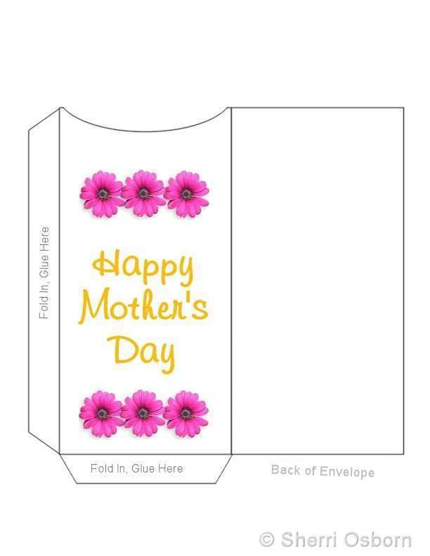 77 Customize Mothers Day Card Templates Printable for Ms Word for Mothers Day Card Templates Printable