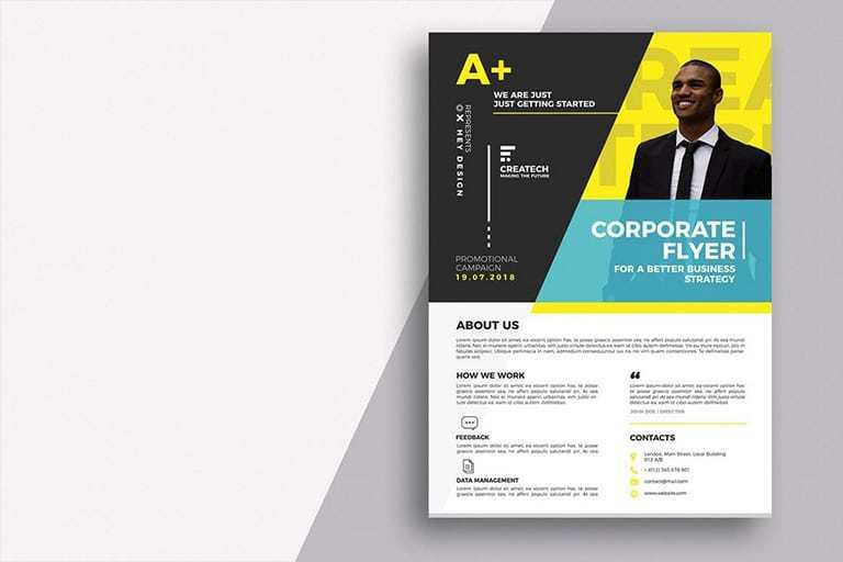 77 Customize Our Free Business Flyer Design Templates Now for Business Flyer Design Templates