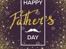 Father'S Day Card Template Twinkl