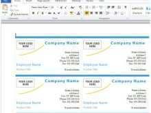 Greeting Card Template Microsoft Word 2007