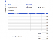 77 Format Invoice Format For Consultancy Services For Free by Invoice Format For Consultancy Services