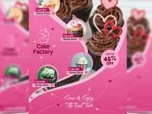77 Free Printable Cupcake Flyer Template Photo with Cupcake Flyer Template