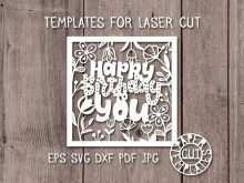 77 How To Create Birthday Card Template Cricut Download by Birthday Card Template Cricut