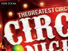 77 How To Create Circus Flyer Template Free Photo by Circus Flyer Template Free