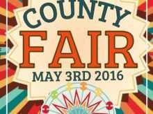 77 How To Create County Fair Flyer Template Download for County Fair Flyer Template