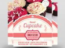 77 How To Create Cupcake Flyer Template Maker for Cupcake Flyer Template