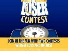 77 Online Biggest Loser Flyer Template for Ms Word for Biggest Loser Flyer Template
