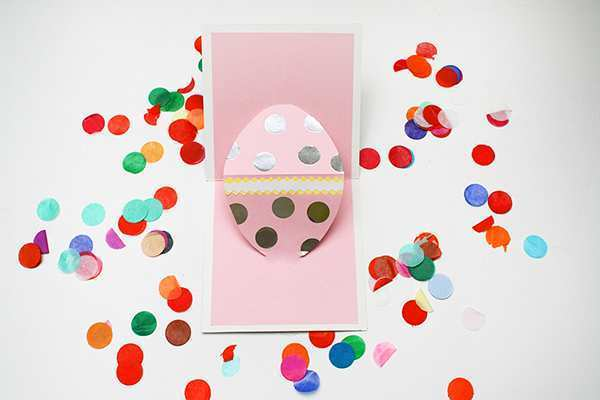 77 Visiting Easter Card Pop Up Template Layouts with Easter Card Pop Up Template