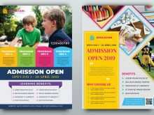 77 Visiting Education Flyer Templates For Free by Education Flyer Templates