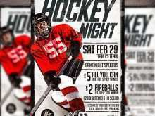 78 Adding Free Hockey Flyer Template Download for Free Hockey Flyer Template
