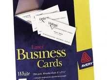 78 Blank Avery Business Card Template Laser Printer for Ms Word with Avery Business Card Template Laser Printer