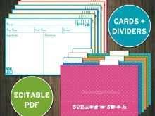 78 Blank Editable Recipe Card Template Christmas in Photoshop by Editable Recipe Card Template Christmas