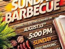 78 Create Bbq Flyer Template Photo for Bbq Flyer Template