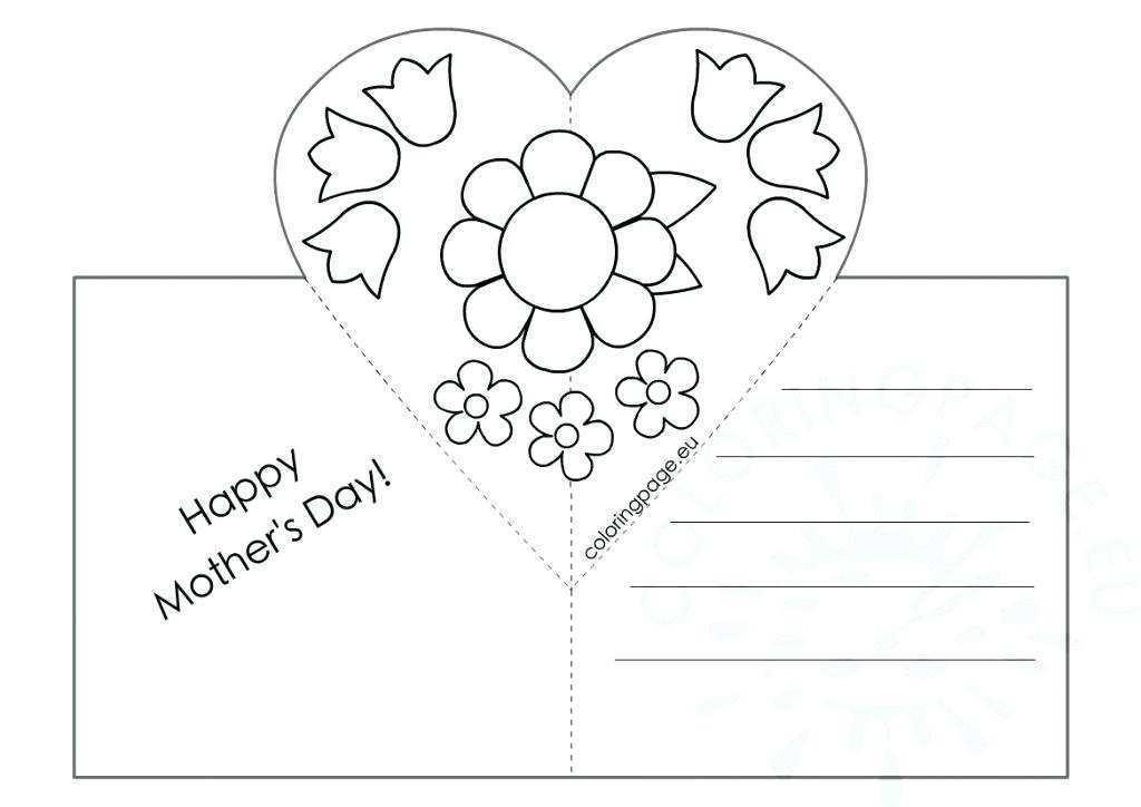 Birthday Pop Up Card Templates Pdf - Cards Design Templates