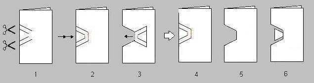 78 Create Origami Pop Up Card Templates Photo with Origami Pop Up Card Templates