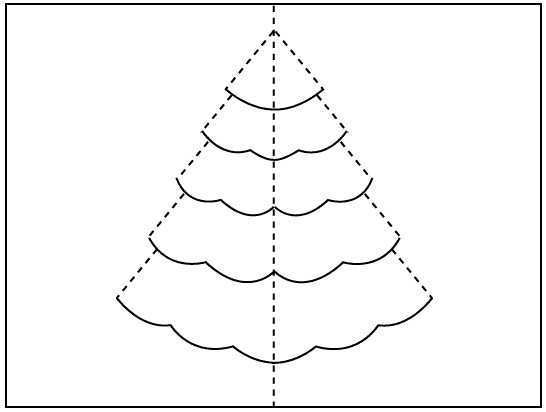 78 Create Pop Up Card Pattern Christmas For Free for Pop Up Card Pattern Christmas