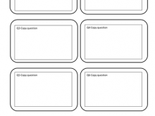78 Create Soon Card Templates Questions Layouts for Soon Card Templates Questions