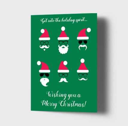 78 Creative Christmas Card Template A4 Templates by Christmas Card Template A4