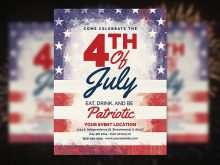 78 Customize 4Th Of July Party Flyer Templates PSD File by 4Th Of July Party Flyer Templates