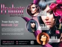 78 Customize Beauty Salon Flyer Templates Free Now for Beauty Salon Flyer Templates Free