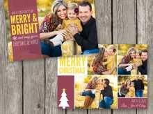 78 Customize Christmas Card Template Photographer PSD File for Christmas Card Template Photographer
