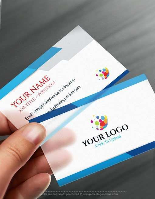 78 Customize Name Card Template Online Templates with Name Card Template Online