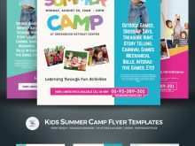 78 Customize Our Free Summer Camp Flyer Template Now for Summer Camp Flyer Template