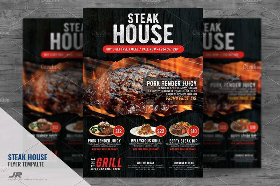 78 Format Beef And Beer Flyer Template in Photoshop by Beef And Beer Flyer Template