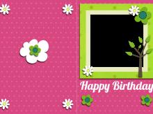 78 Free Happy Birthday Card Templates To Print Now for Happy Birthday Card Templates To Print