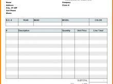 78 Free Printable Auto Repair Invoice Template Microsoft Office in Word for Auto Repair Invoice Template Microsoft Office