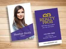 78 How To Create Business Card Templates Real Estate With Stunning Design by Business Card Templates Real Estate