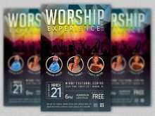 78 How To Create Concert Flyer Template Free Templates for Concert Flyer Template Free