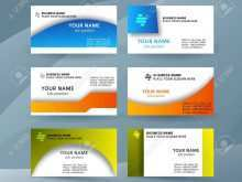 78 Online Name Card Business Templates With Stunning Design with Name Card Business Templates