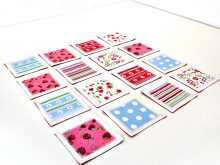 78 Printable Card Matching Template Maker for Card Matching Template