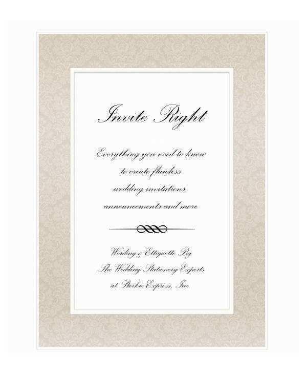 78 Printable Wedding Card Templates Pdf for Ms Word by Wedding Card Templates Pdf