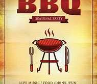 78 Report Bbq Fundraiser Flyer Template in Photoshop for Bbq Fundraiser Flyer Template