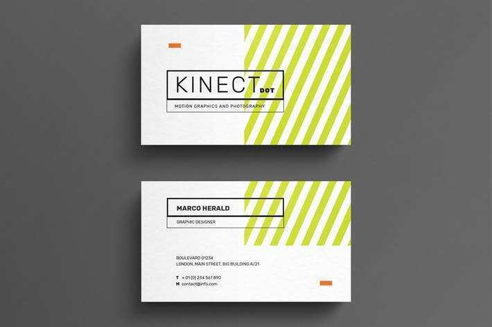 78 Report Business Card Templates Envato in Word with Business Card Templates Envato