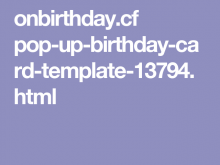 78 Standard Birthday Card Html Template Download for Birthday Card Html Template