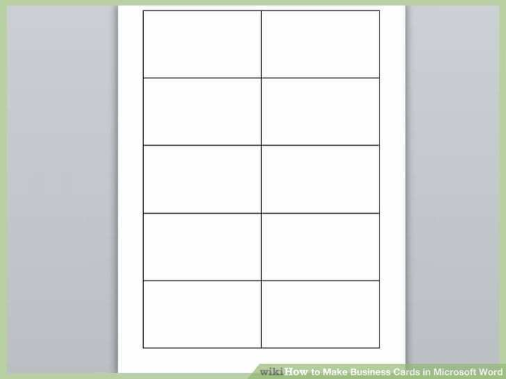 78 Standard Card Layout Template For Word With Stunning Design by Card Layout Template For Word