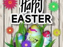 78 Standard Easter Card Design Templates For Free for Easter Card Design Templates