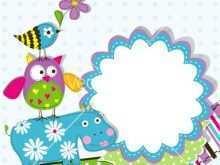 78 Standard Invitation Card Template Birthday Maker with Invitation Card Template Birthday