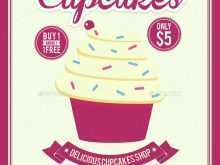 78 The Best Cupcake Flyer Template For Free for Cupcake Flyer Template