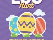 Easter Flyer Templates Free