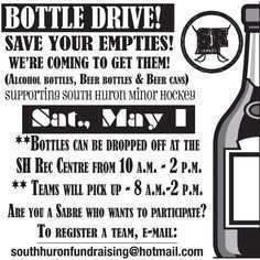 78 Visiting Bottle Drive Flyer Template in Word with Bottle Drive Flyer Template