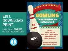 78 Visiting Bowling Fundraiser Flyer Template Download with Bowling Fundraiser Flyer Template