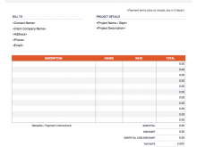 78 Visiting Freelance Invoice Template Canada Formating with Freelance Invoice Template Canada