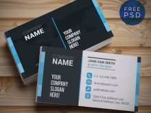 79 Best Double Sided Business Card Template Free Download in Photoshop for Double Sided Business Card Template Free Download