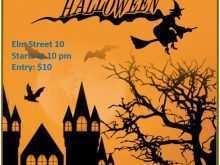 Halloween Flyers Templates Free