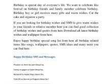 79 Best Happy B Day Card Templates Quotes for Ms Word for Happy B Day Card Templates Quotes