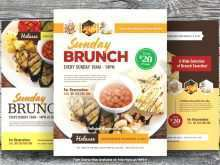 79 Blank Brunch Flyer Template Templates with Brunch Flyer Template